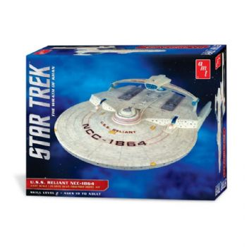 Star Trek U.S.S. Reliant NCC-1864 1:537 Scale Model Kit AMT